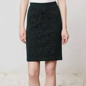 Moulinette Soeurs Piana Floral Pencil Skirt